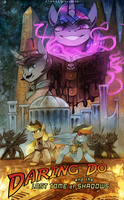 Daring Do and the Lost Tome of Shadows by FoxInShadow