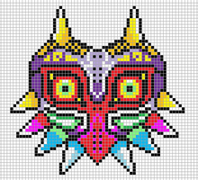 Majora's Mask by Hama-Girl