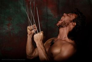 Wolverine cosplay 5 by Fatalis-Polunica