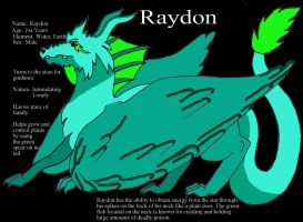 Raydon by WhitexFox2414