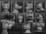 Sculptris Schnolf head by TaniDaReal
