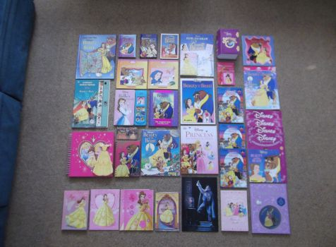 My Beauty and the Beast Books by WLIIAmg