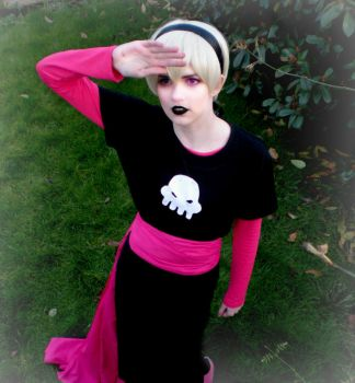 Rose Lalonde Cosplay by YaoiFanFic