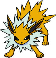 135 - Jolteon by Tails19950