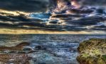 Sunset Cliffs HDR 04 by Creative--Dragon