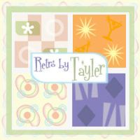 12 retro tiles PS CS .pat file by xxTaylerxx