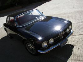 Alfa Romeo Giulia GTV by wbmj-photo
