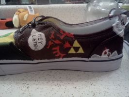 The Legend of Zelda Shoes of Time 09 by jjsshoesxd