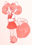chibiusa by catfinches
