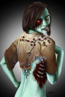 Zombie Jade by rbl-art