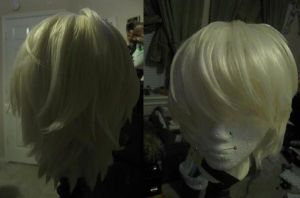 Near Wig Finished by xHee-Heex