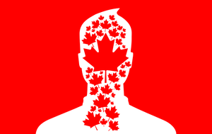 Facebook Profile Pic - Male Canada Day by AlienSquid