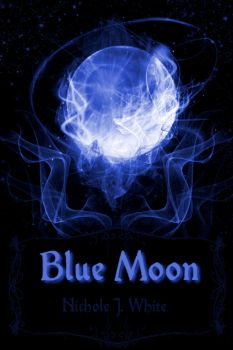 Blue Moon Cover Art by Dragonblade99