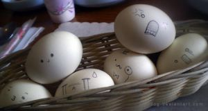 6 eggs by idog