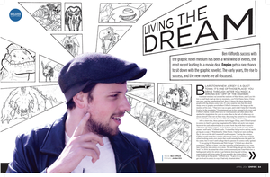 ben magazine article by The-BenT-One