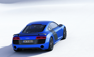 Audi R8 Competition by StrayShadows