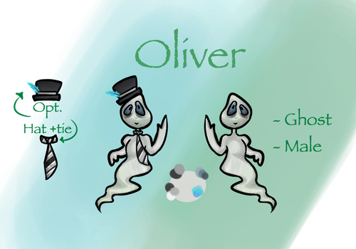 Oliver ref (new Oc) by AwesomePaw