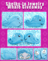 Whale Giveaway Set by Shelby-JoJewelry