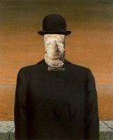 The natural son of Magritte and the Bald Soprano by in2ni