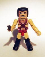 Zed (Zardoz) Custom Minimate by luke314pi
