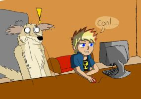 Turn for the Worst, Reactions: Johnny Test by Falljoydelux