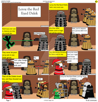A Dalek Christmas Song by maveric112
