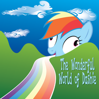 The Wonderful World of Dashie by QTMarx