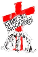 Give me Back my Cross by BlackInksBack