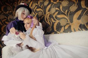 Pandora Hearts by Vavalika
