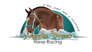 AngelicDowns Logo by Rising-High-Ranch