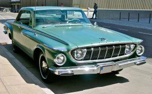 Dodge Polara 1962-4 by cmdpirxII