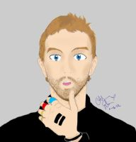 Chris Martin XandY by justmeonasailboat