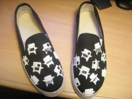 my new shoes by ich-ich