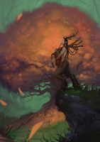 By the path of wind by ancientfear