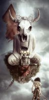 The Guardian by cafenegro