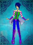 Gabriel's in Heeled Insanity by inuyoukaiMei