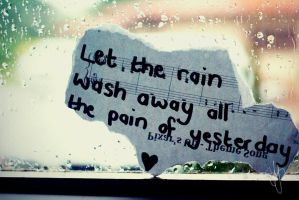 Let.The.Rain by Jessicaphoto