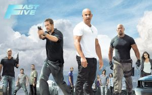 Fast Five 5 Poster HDWallpaper by Fastermax