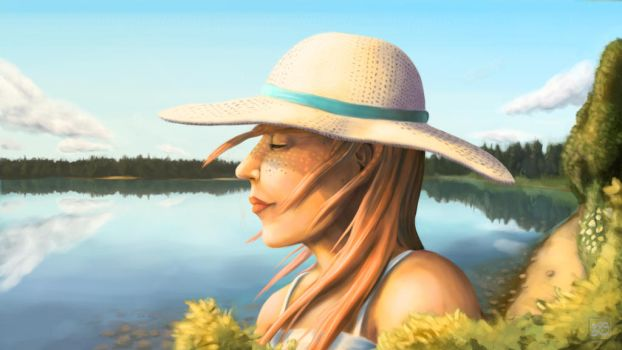 Summer Breeze by O-RS
