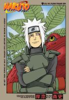 Naruto Cover 373 by sketchedmonkey
