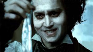 Todd, Sweeney Todd by neecolette