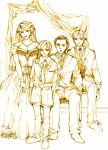 Some family by schu-chan