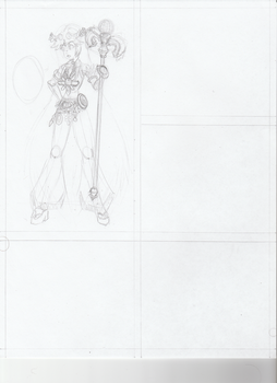 Palutena's New Groove Page 2 redux scrap by MegatronMan