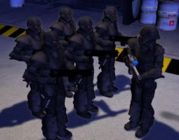 Deadboy Squad Inspection by MADMANMIKE