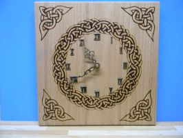 CelticClock by TradArcher