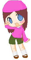 little chibi me by olivia-the-fox