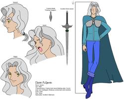 Clouse Reference Art - Plz comment by ToAtoneArt