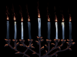 Happy Chanukkah by RivkaS