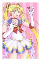 Super Sailor Moon by NEPi