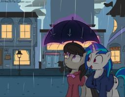 Rainy Days by Allthebitz